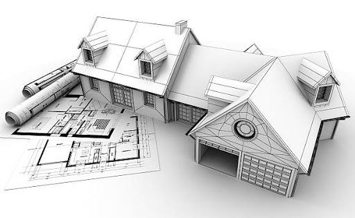 Thiết kế xây dựng nhà ở đẹp