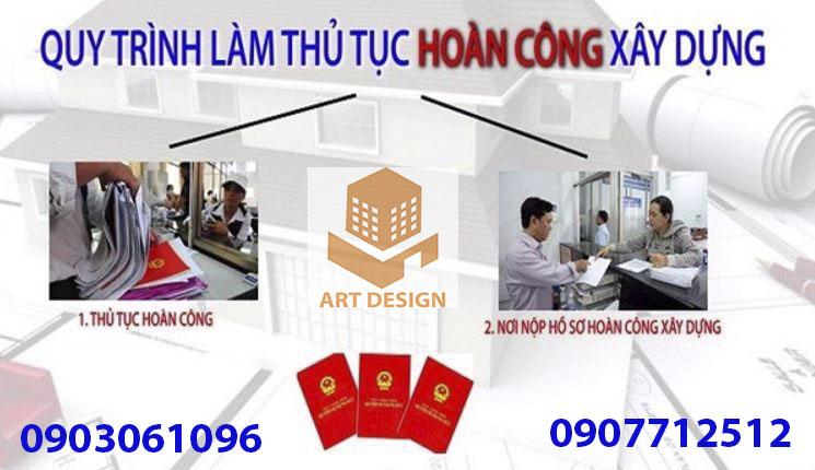 dịch vụ hoàn công nhà ở tại tphcm